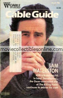 3/1986 Cable Guide