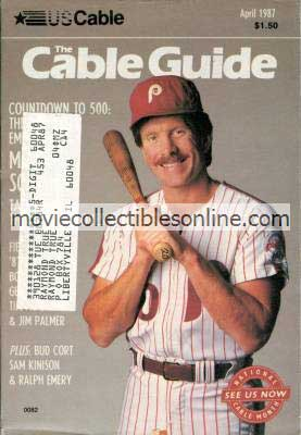 4/1987 Cable Guide