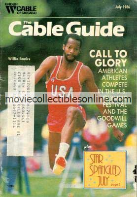 7/1986 Cable Guide