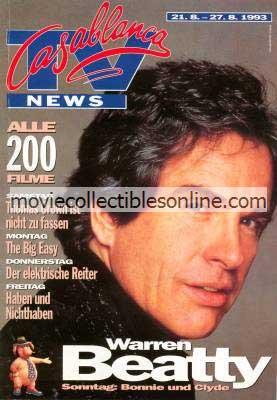 8/21/1993 Casablanca TV News