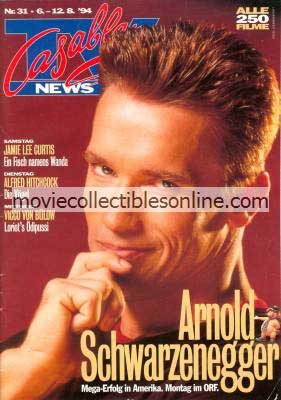8/6/1994 Casablanca TV News