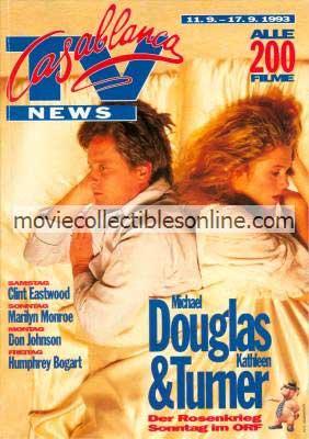 9/11/1993 Casablanca TV News