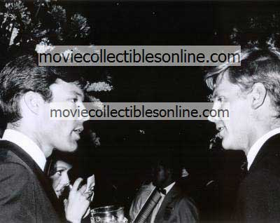 James Fox & Richard Chamberlain Photo