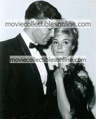 Yvette Mimieux & Richard Chamberlain Photo