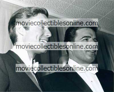 Vince Edwards & Richard Chamberlain Photo