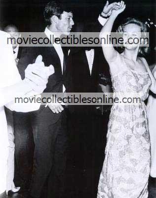 Robyn Grace & Richard Chamberlain Photo