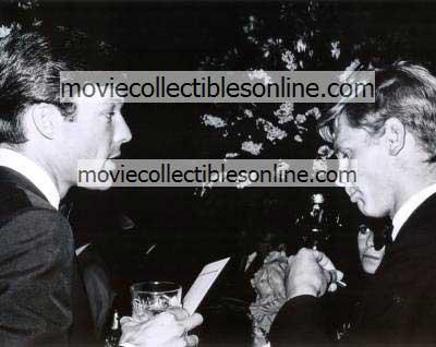 James Fox & Richard Chamberlain Photo