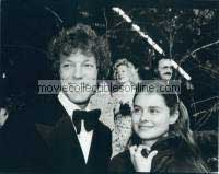 Taryn Power & Richard Chamberlain Photo
