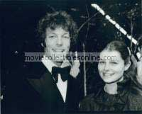 Taryn Power & Richard Chamberlain Photo