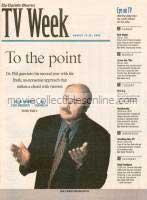 8/17/2003 Charlotte Observer TV Week