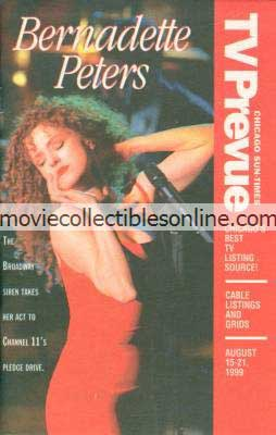 8/15/1999 Chicago Sun-Times TV Prevue