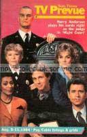 8/5/1984 Chicago Sun-Times TV Prevue