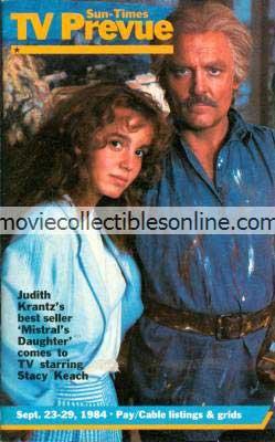 9/23/1984 Chicago Sun-Times TV Prevue