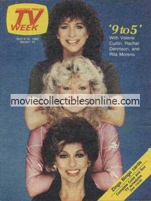 4/4/1982 Chicago Tribune TV Week