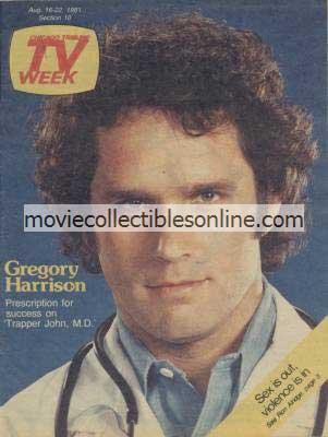 8/16/1981 Chicago Tribune TV Week
