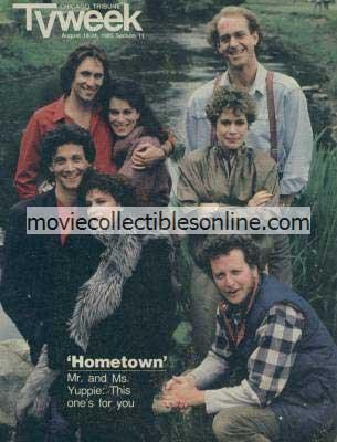 8/18/1985 Chicago Tribune TV Week