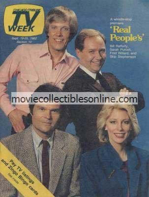9/19/1982 Chicago Tribune TV Week