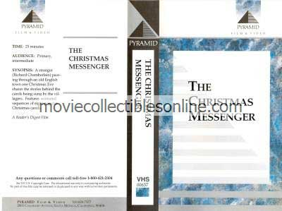 Christmas Messenger VHS