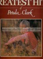 Petula Clark Greatest Hits Album