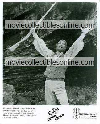 Count of Monte Cristo Press Photo