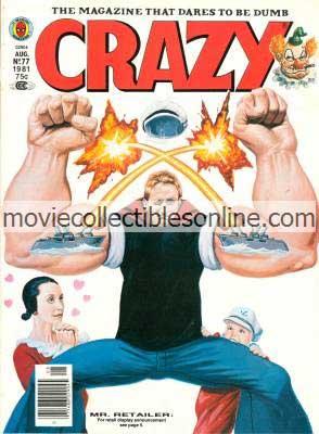 8/1981 Crazy
