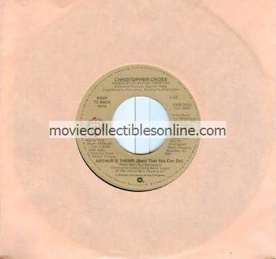 Christopher Cross - Arthur's Theme, Say You'll Be Mine